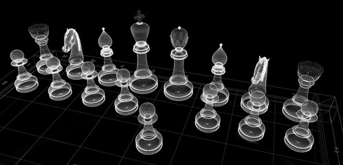chess body structure