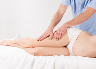 Relief for heavy legs