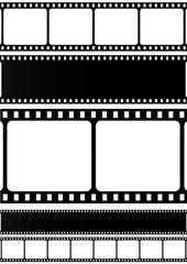 Film strip vector illustration.