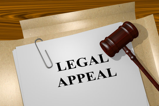 Legal Appeal concept