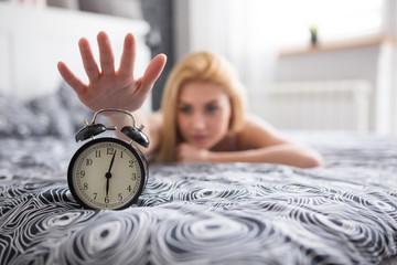 Kill the alarm clock