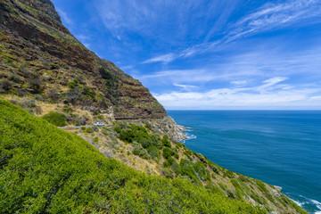 Chapmans Peak Drive Cape Town South Africa