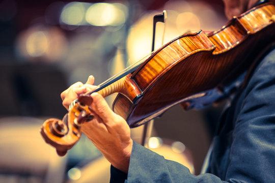 violon classique instrument musique violoniste corde musicien