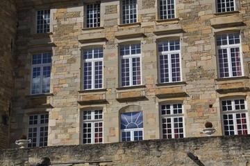 château de St Projet, 87