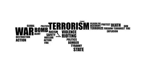 Terrorism Word Cloud