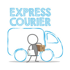 Express Courier
