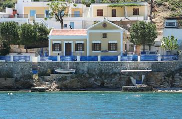 Ile grecque en mer Egée