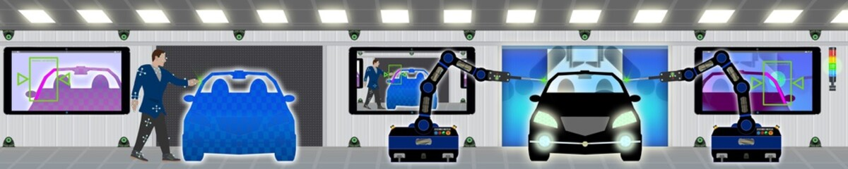 rs30 RobotSign - robots - Augmented Reality in the high precision car production - 5to1 g4304