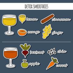 Detox smoothies recipes