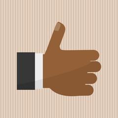 thumbs up icon design