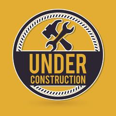 Under contrusction design
