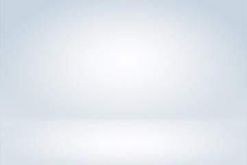 Clear empty  studio background