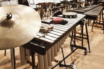Instruments Symphony Orchestra on stage