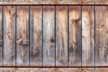 Old wooden rusty background