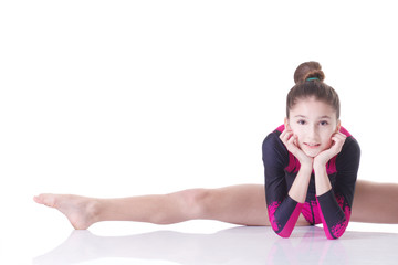 Photo sur Plexiglas Gymnastique gymnastics
