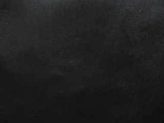Black genuine leather background