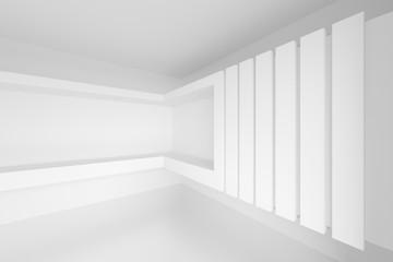 White Modern Background