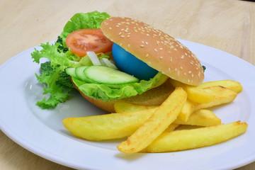 Gute Verstecke für Ostereier: Hamburger