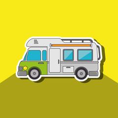camping vehicle design