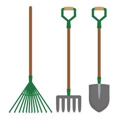 Gardening icon design