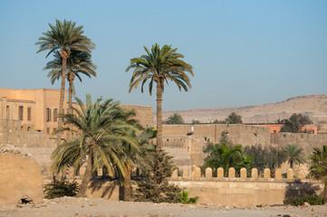Tuinposter Tunesië Saladin Citadel of Cairo, Egypt