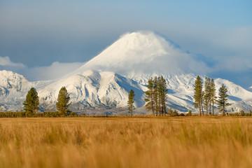 Vulkan Ngauruhoe Tongariro Nationalpark Neuseeland 2