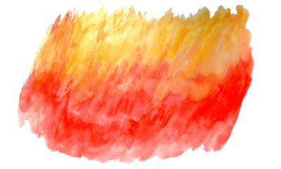 Awesome Abstract Colorful Watercolor Texture With High Resolution