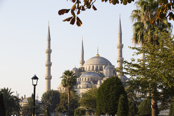 Architectural and cultural value of the ancient temple of Hagia Sophia