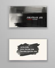 Creative business card templates.