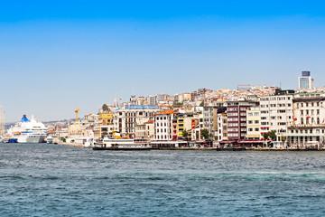 Golden Horn and Bosphorus