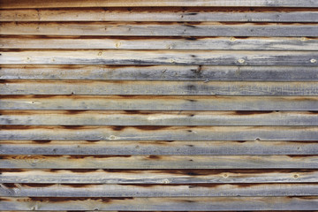 Wood planking wall background