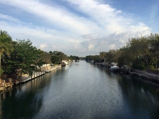 coral gables waterways view