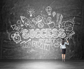 Image of business success