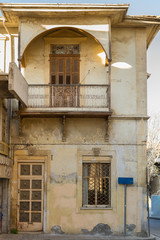 Classic Residential Building in Old Nicosia City Center in Cypru
