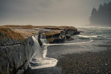 Botanical Beach, Juan de Fuca Trail, Port Renfrew, BC, Vancouver