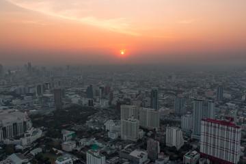 Утро в Бангкоке