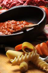 라구 소스 راگو Ragù di carne Ragu Pasta 이탈리아 요리 義大利飲食 Kuchnia włoska Cucina italiana Итальянская кухня Italienska köket המטבח האיטלקי