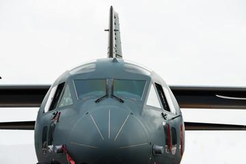 Transport aircraft detail