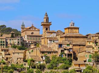 Valldemosa on Majorca
