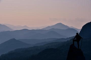zirve başarısı ve dağ silsileleri