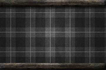Foto op Canvas Industrial geb. Gray Lumberjack Backdrop