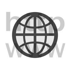 Icon Web, http, www