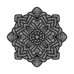 Black Ornament