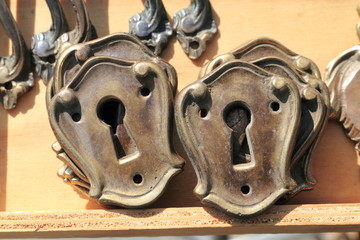 placche per serratura