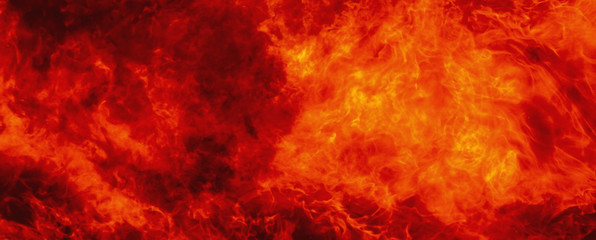 Foto op Canvas Vuur fire background