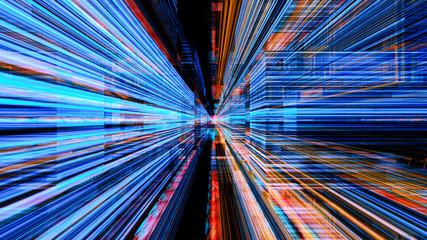 Futuristic Digital Light Technology 10804