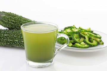 ヘルシーな野菜ジュース