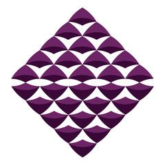 Fractal design triangles