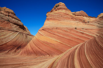 Vermilion Cliffs Wilderness Wall mural