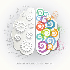 Analytical and Creative Thinking. Conceptual Background for Business and Education.